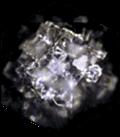 Cristal d'eau déstructuré Ondes de Vie